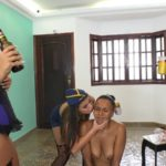 Carnival Poop party: unwelcome guest NewScatInBrazil – Brazil MFX [FullHD]