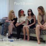 Women's shit is the best business lunch with MilanaSmelly Scat Slave Video [HD]