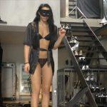 DISCIPLINED WC MistressGaja Lesbian Slave video