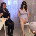 Chocolate lunch from Karina and Kamilla with MilanaSmelly Scat Slave Porn [FullHD]